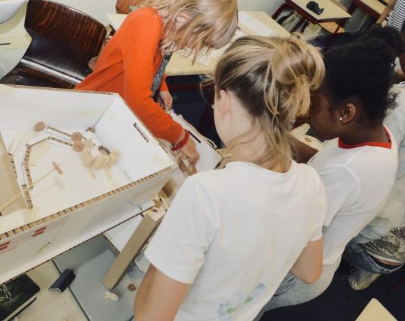 Ontwerpend leren in het basisonderwijs